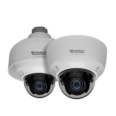 Surveillance Systems - March Network Micro Dome Cameras
